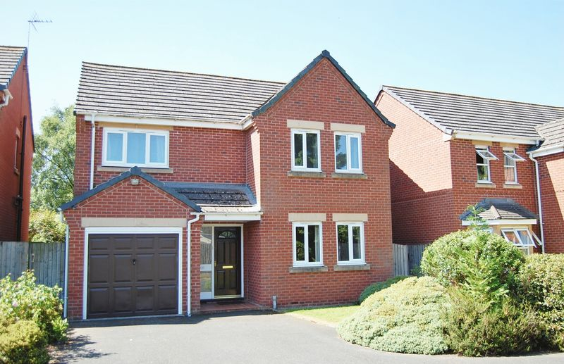 Garridge Close Albrighton