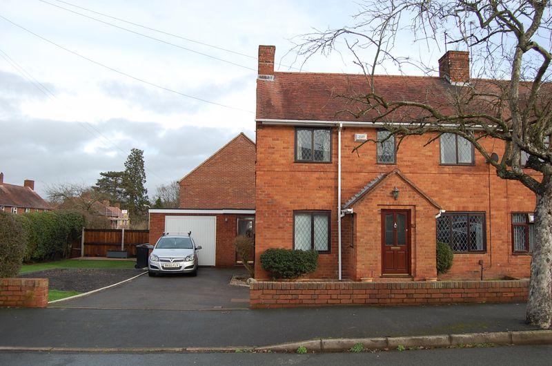 Grange Road Albrighton