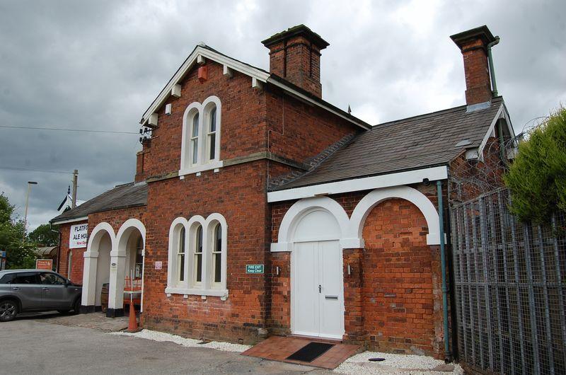 Station Road Albrighton