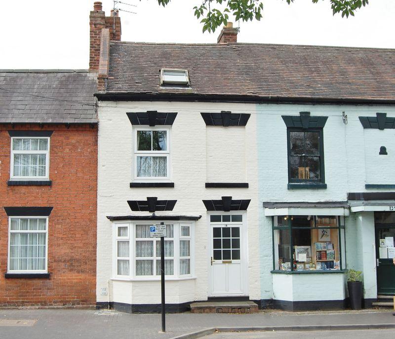 High Street Albrighton