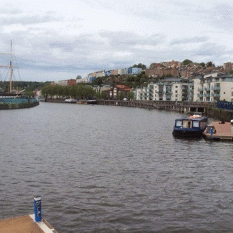 Millennium Promenade Harbourside