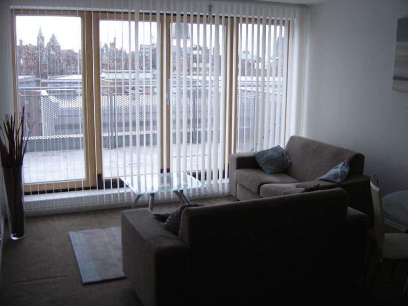 Lounge Overlooking Balcony