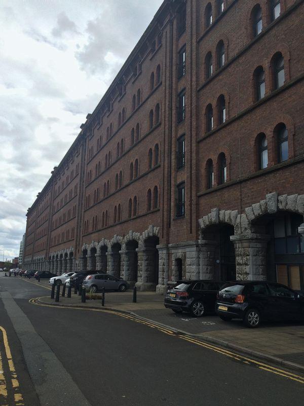Waterloo Warehouse