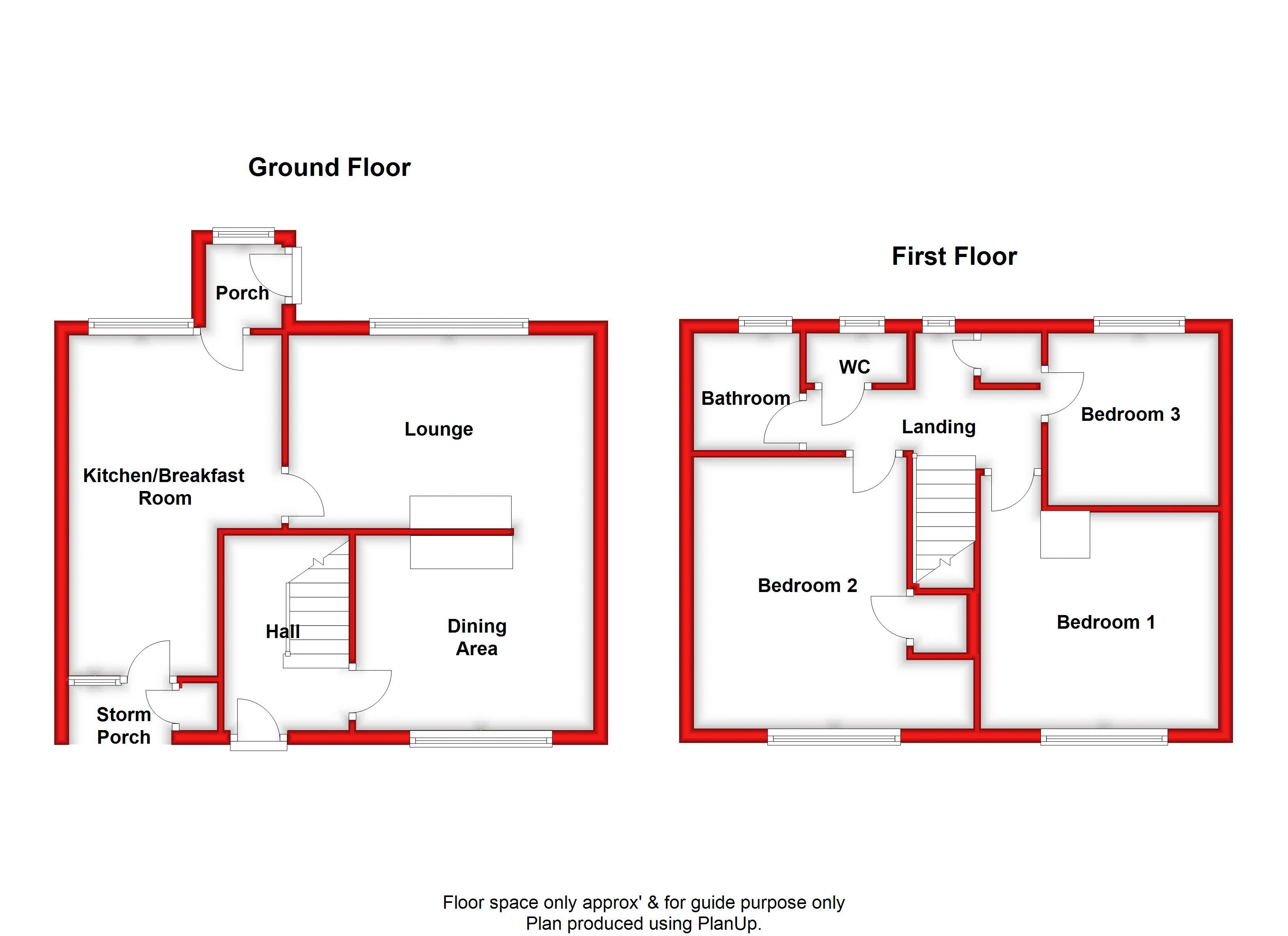 Ground & 1st Floor