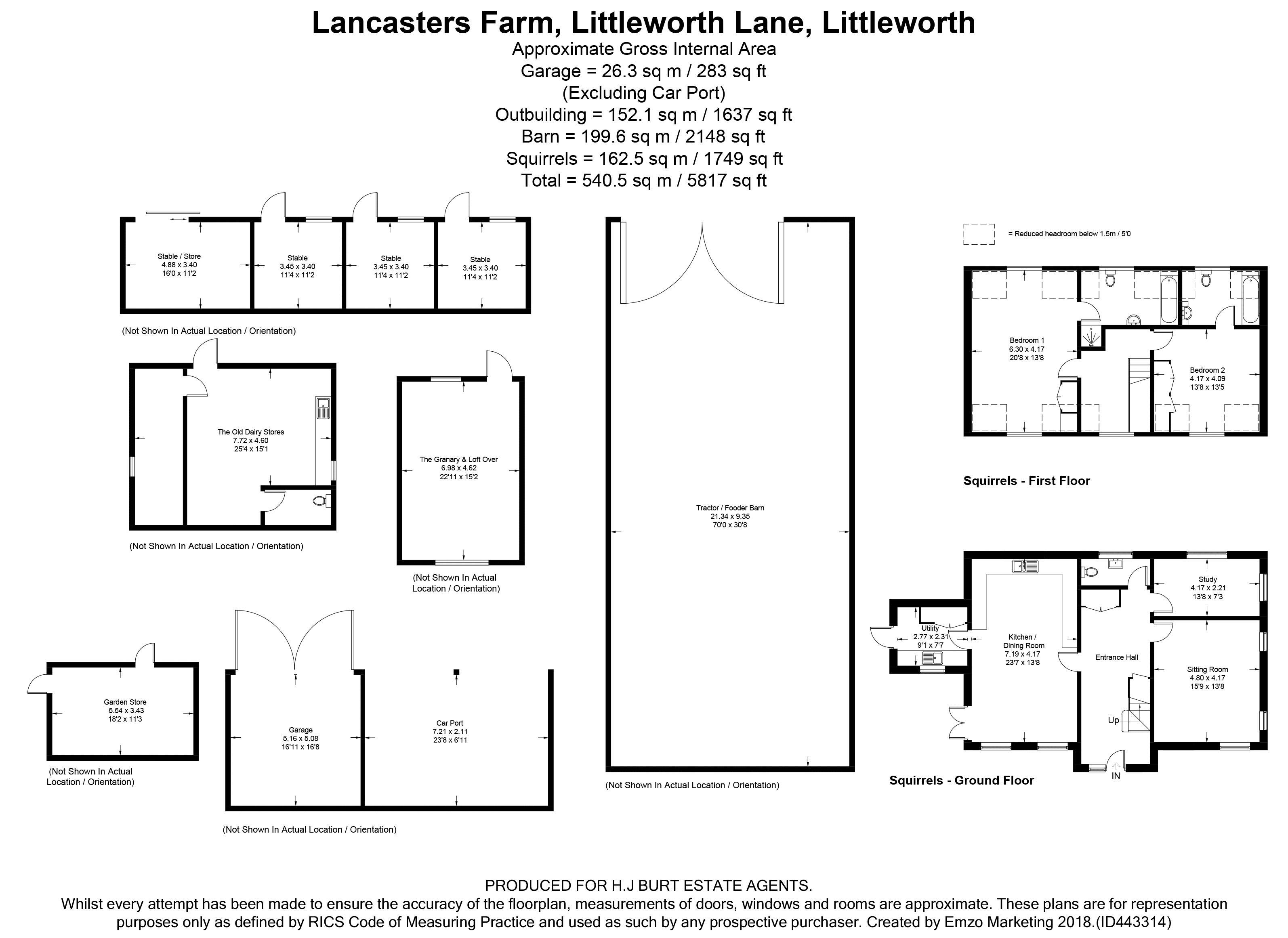Littleworth Lane