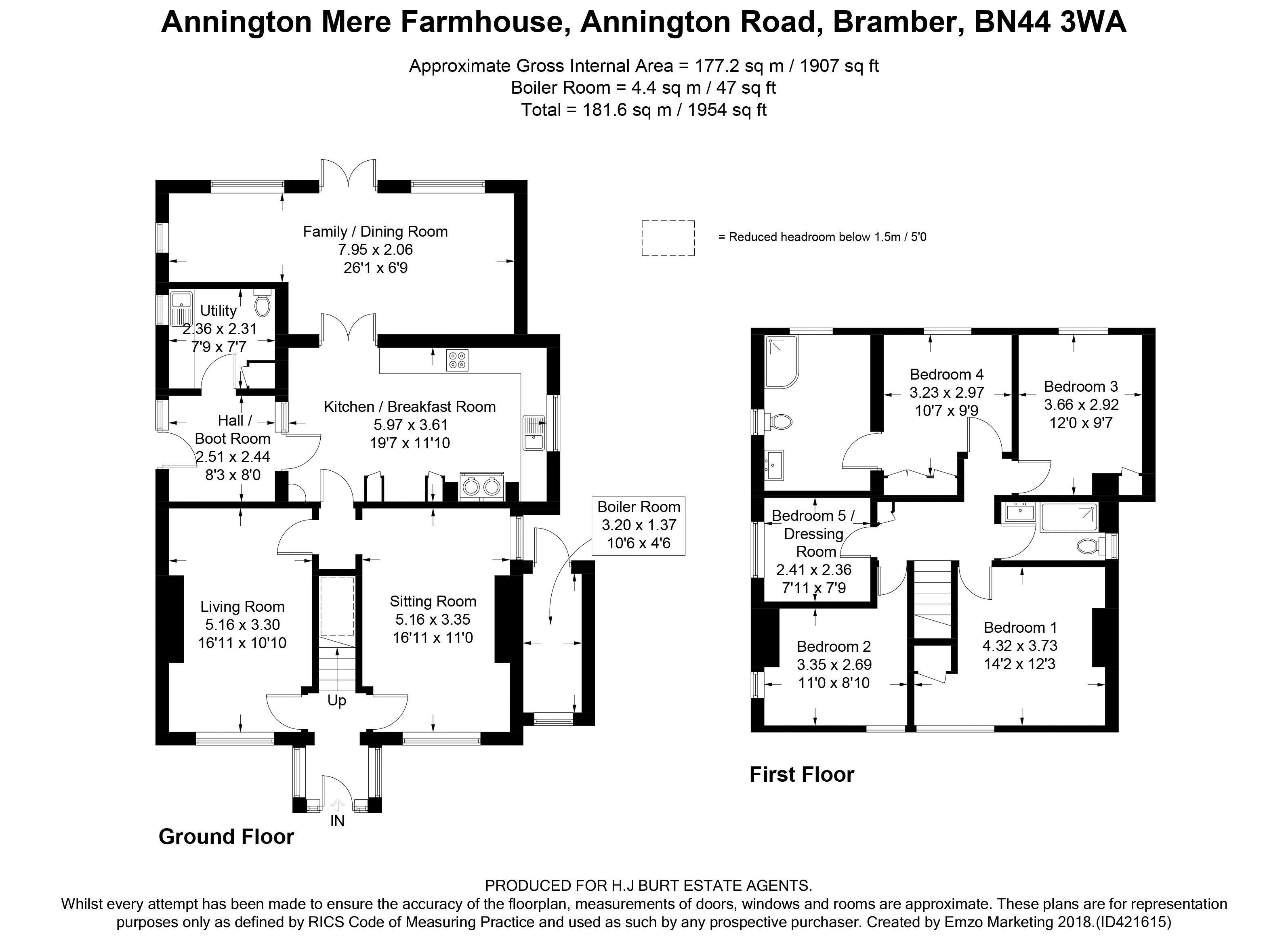 Annington Road