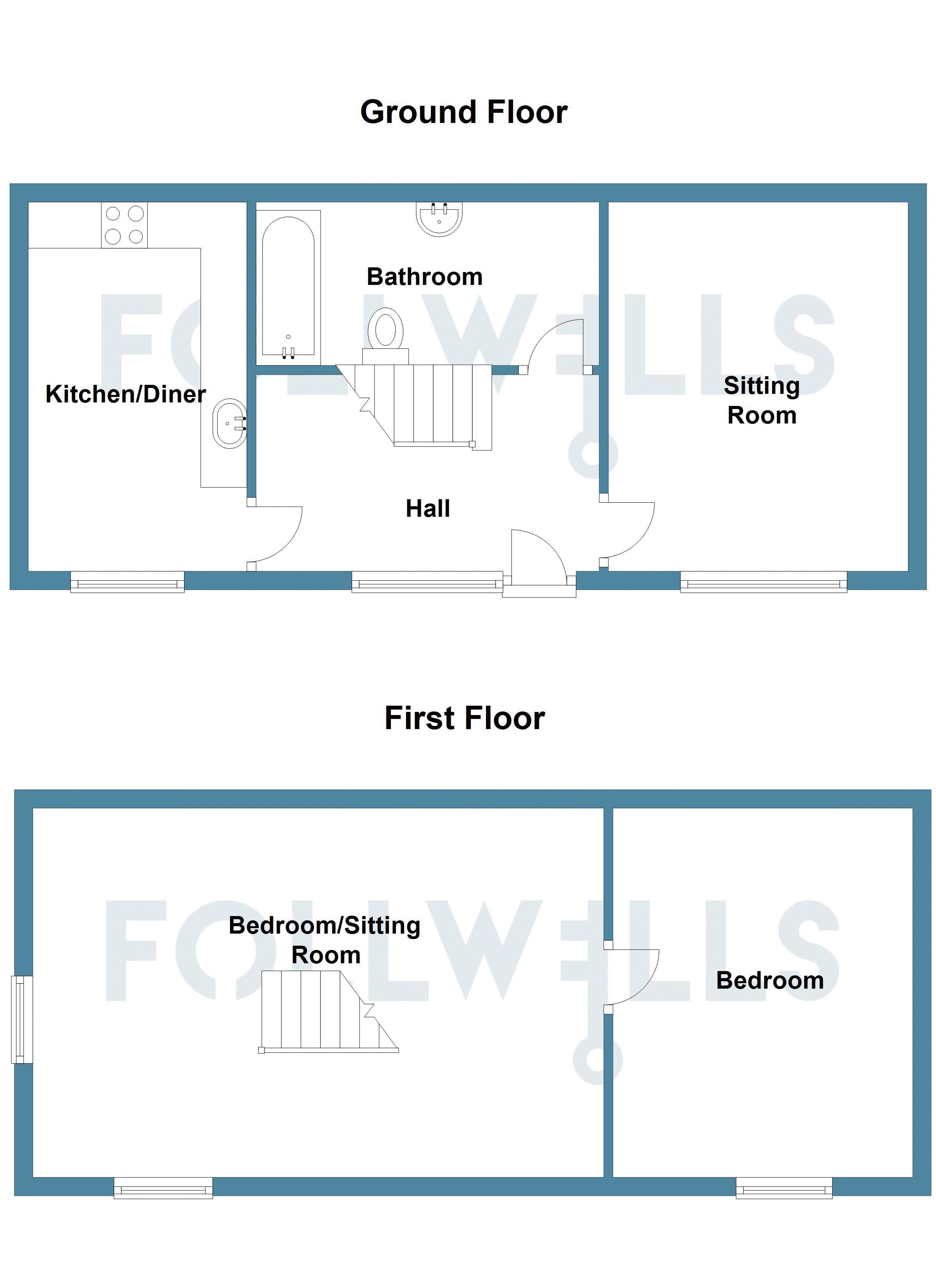 Floorplans Coach House