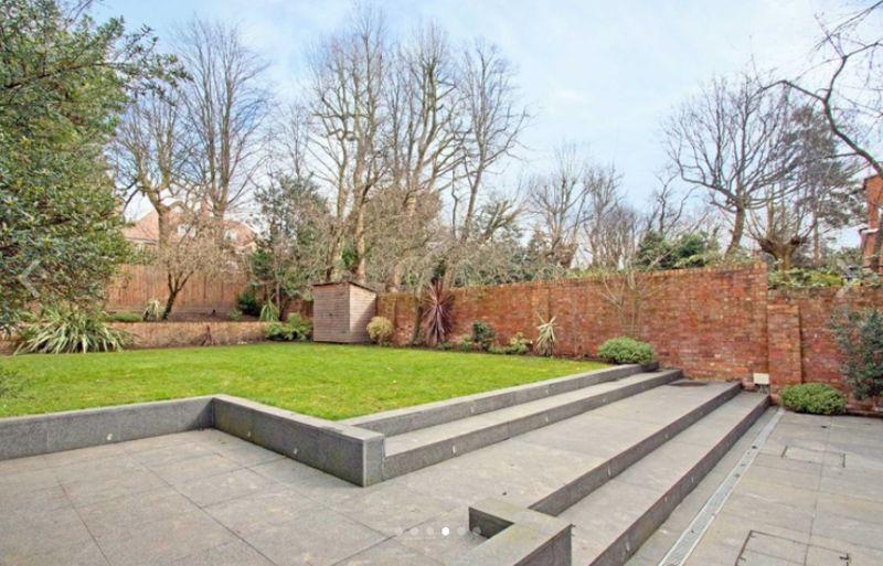 Bracknell Gardens Hampstead