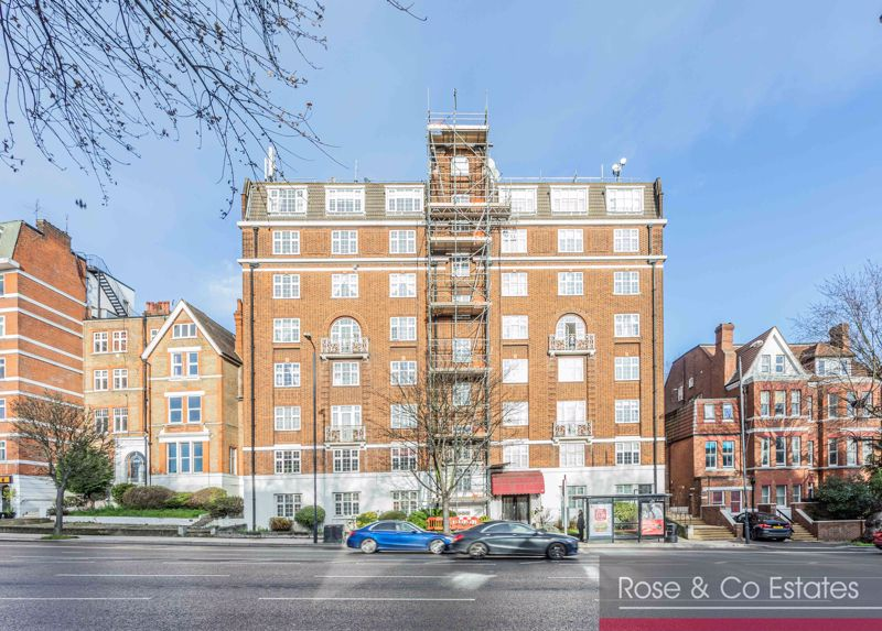 Alvanley Court Finchley Road