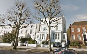 Hamilton Terrace St Johns Wood