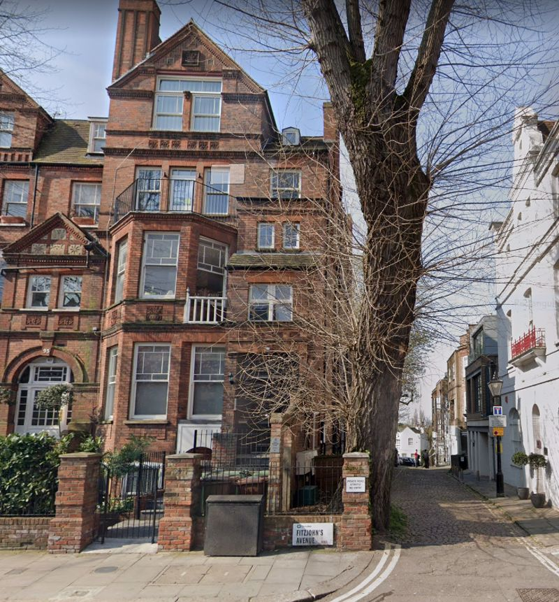 Fitzjohns Avenue Hampstead