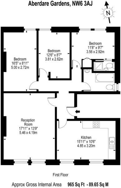 Aberdare Floor Plan