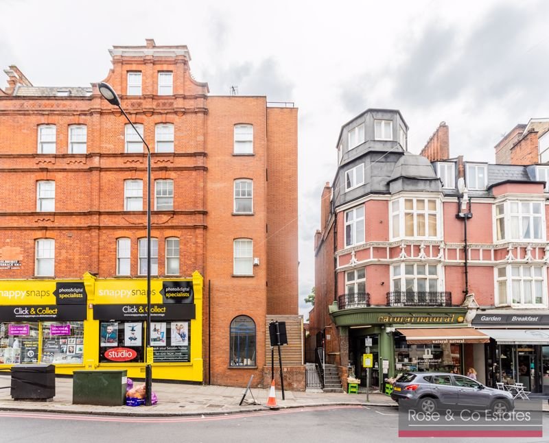 Finchley Road South Hampstead