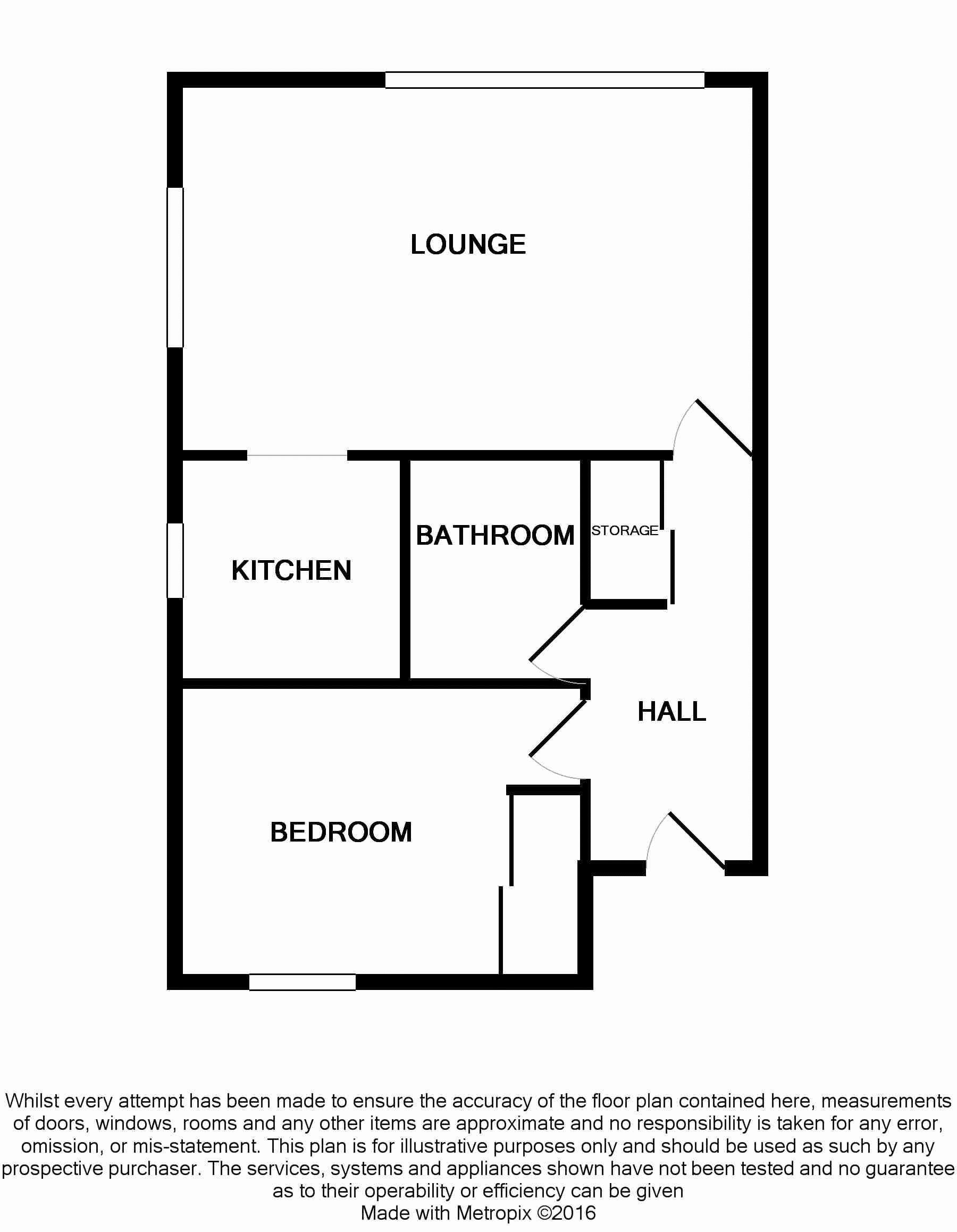 FLAT 2 ASHRIDGE HOUSE