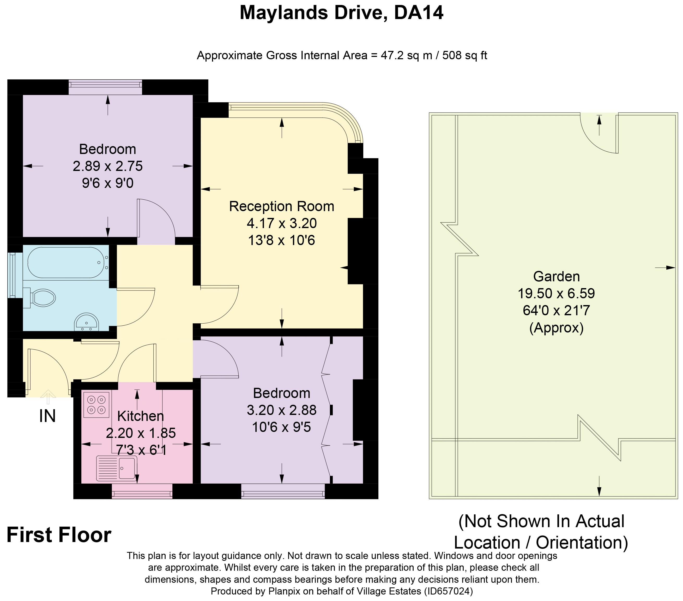 Maylands Drive Floorplan