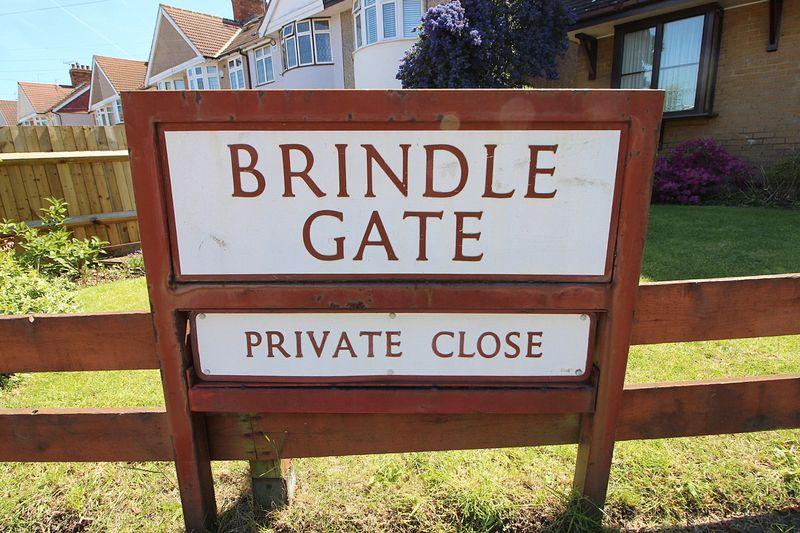 Brindle Gate