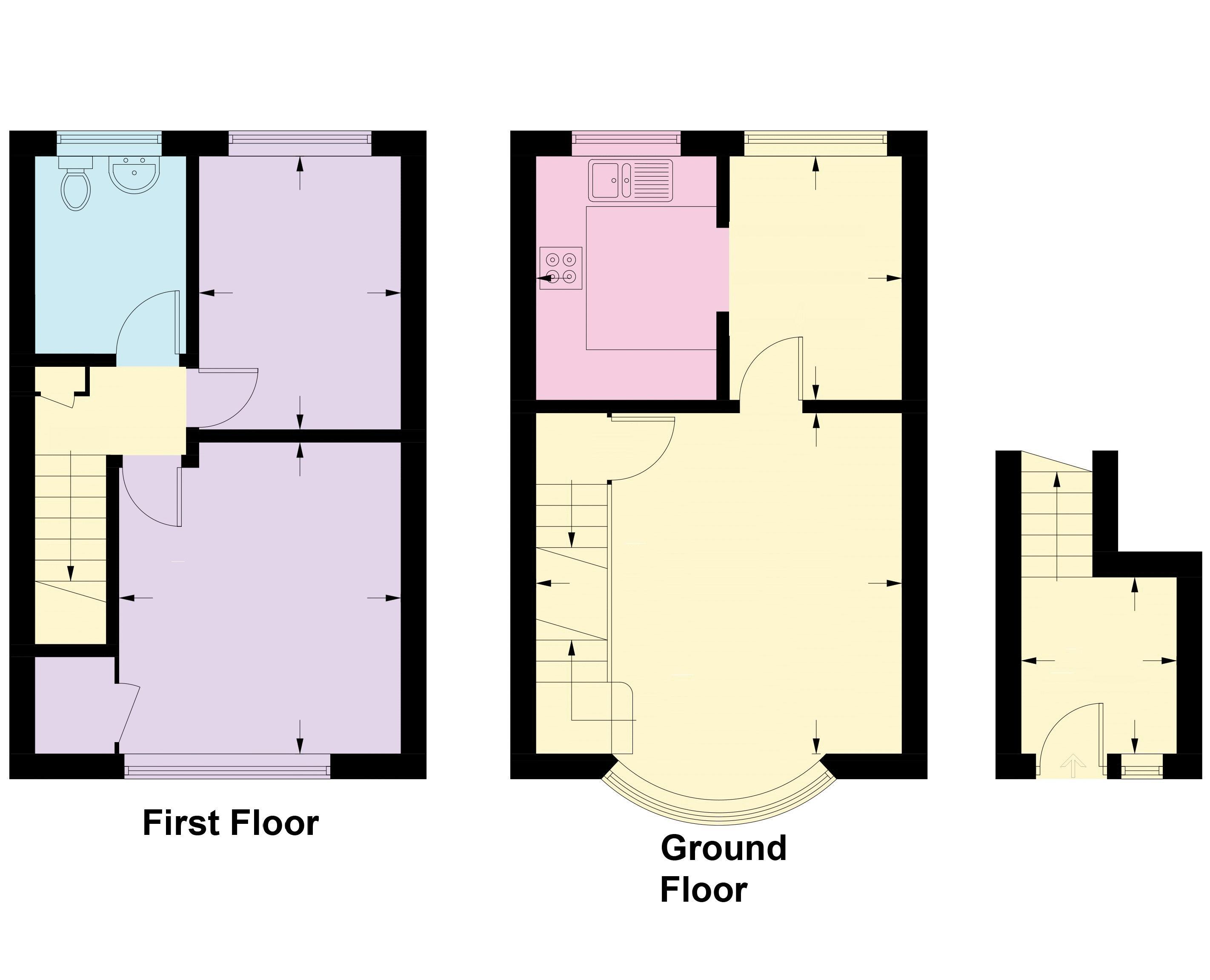 Langdon Shaw Floorplan