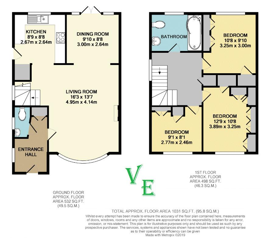 Austral Close - Floorplan
