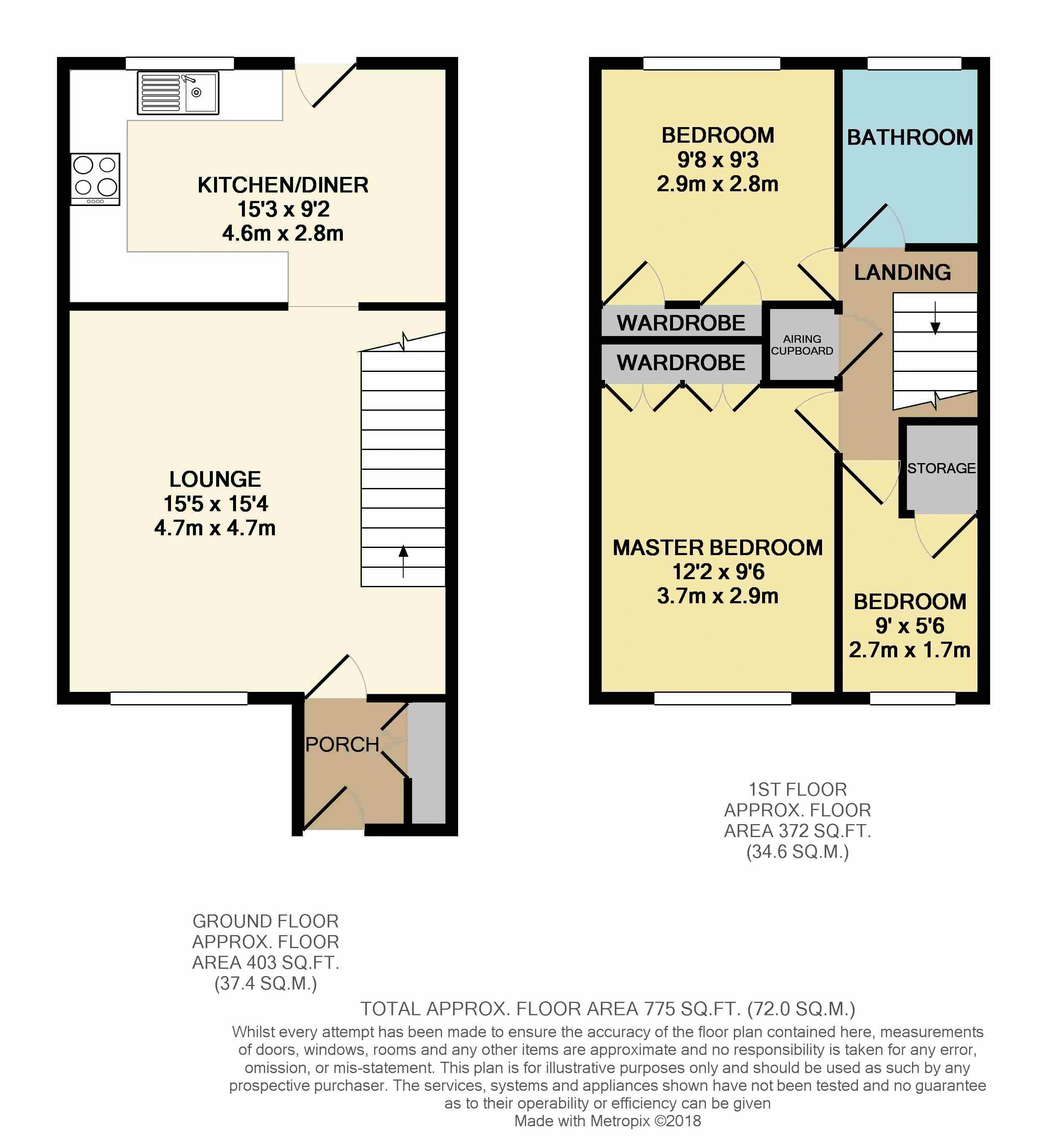 LANGFORD PLACE FLOORPLAN