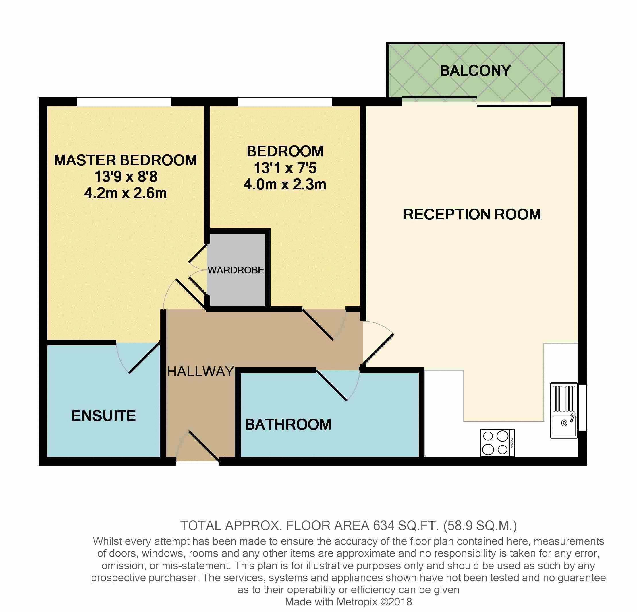 Morland Court Floorplan