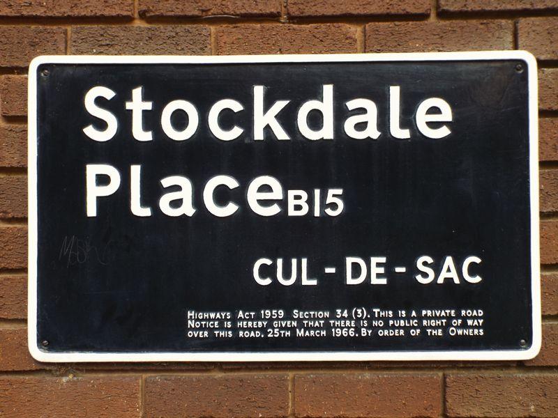 Stockdale Place Edgbaston